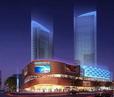 滁州苏宁广场智能化工程